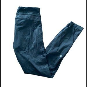Lululemon Black leggings size 4